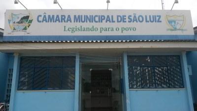 Câmara Municipal de São Luiz
